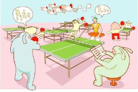 乒乓球相关文章征稿令